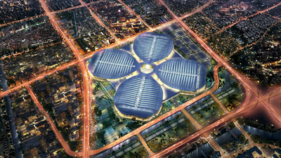 National Exhibition and Convention Center (Shanghai)