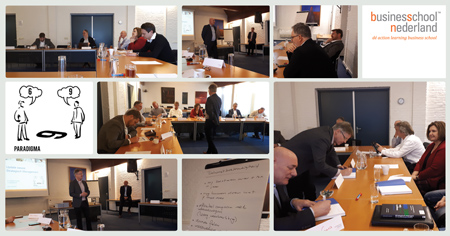 Collage update sessie Strategisch Management 3 april 2019